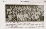 Future Homemakers Club 1943 Second row, 1st on the left
