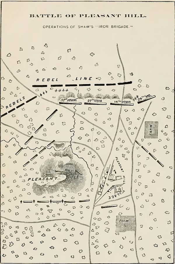 600px-Battle_of_Pleasant_Hill_-_History_of_Iowa
