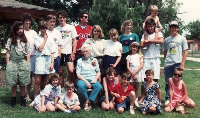 Great Grand Children 1991 -62