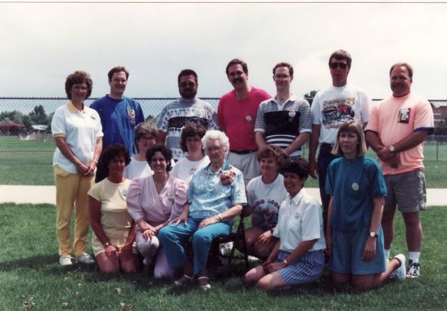 Hancock Grandkids 1991