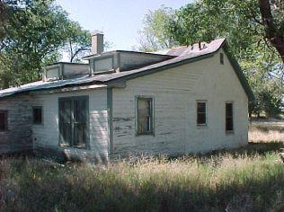Sod House Vernon