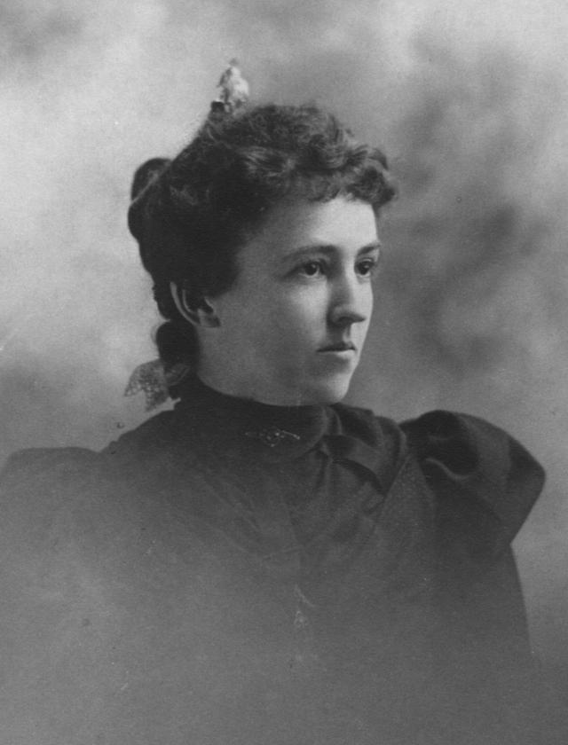 Mary Ivedine Squires