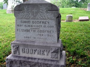 David and Elizabeth Godrey