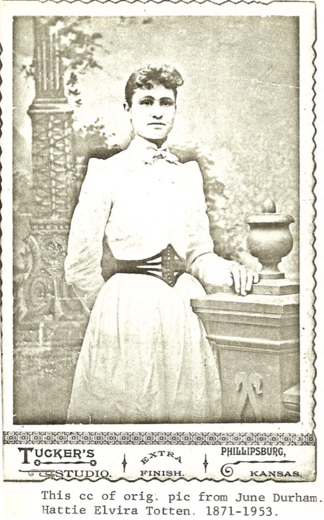 Hattie Elvira Totten