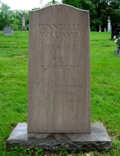 Tour Tennessee Williams