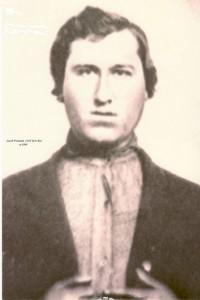 Jacob Foreman ca. 1863 Civil War Uniform