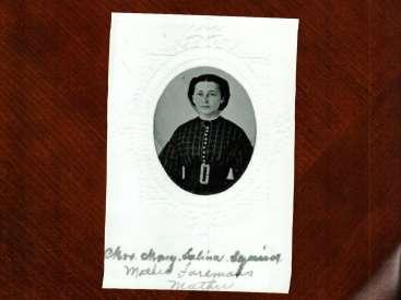Mary Salina Squires v.2