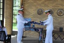 Navy folding flag v.4