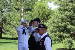 Taps with VVA Honor Guard v.2