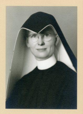 Sr. Ellen Mary Godfery SL 002