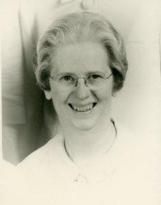 Sr. Ellen Mary Godfery SL 004