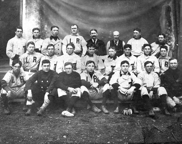 1902 Little Rock Travelers Team-1