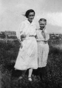 Frances & Margaret
