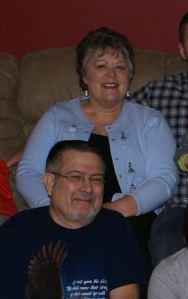 Margo and Gary 2016