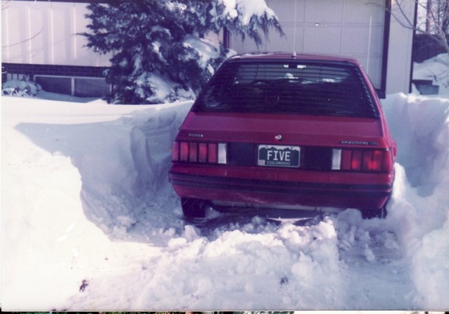 1983 Snow Storm with Mustang-44